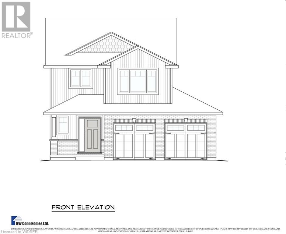 Removed: Lot 23 - 36 Lot 23 Reeves Road, Ingersoll, ON - Removed on 2020-01-27 18:03:01