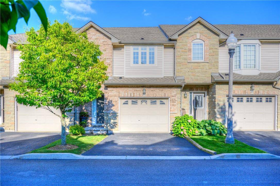 Townhouse for sale at 232 Stonehenge Dr Unit 36 Ancaster Ontario - MLS: H4072294