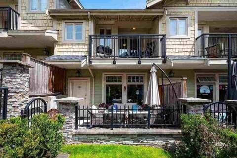 Townhouse for sale at 245 Francis Wy Unit 36 New Westminster British Columbia - MLS: R2469673