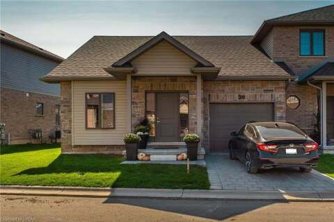 Townhouse for sale at 2910 Tokala Tr Unit 36 London Ontario - MLS: 40024299