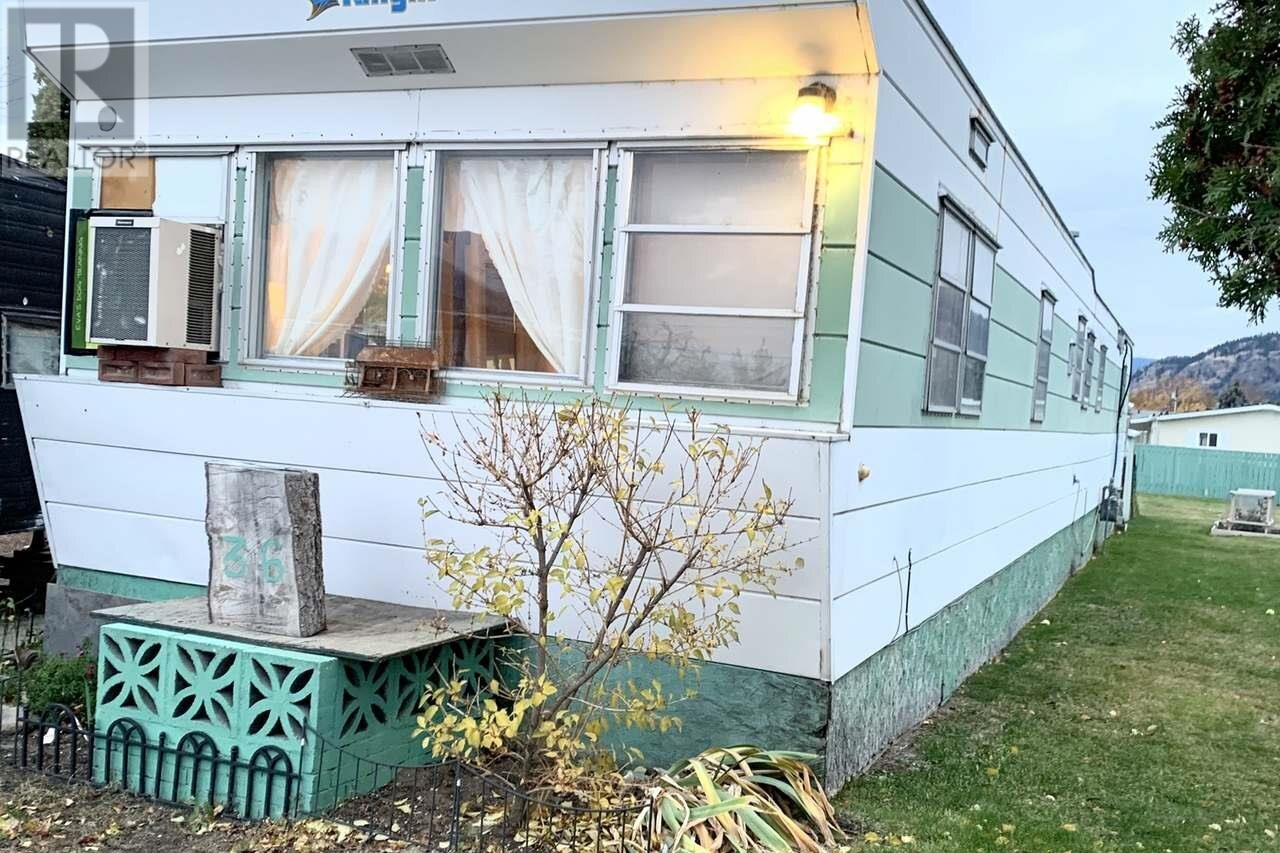 Residential property for sale at 3245 Paris St Unit 36 Penticton British Columbia - MLS: 186642