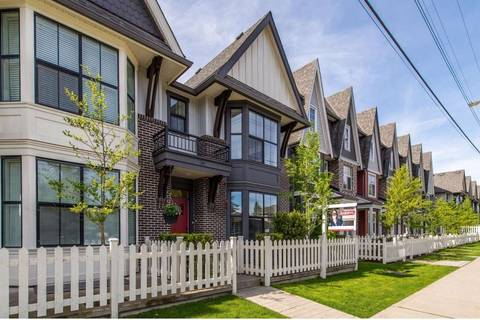 Townhouse for sale at 33460 Lynn Ave Unit 36 Abbotsford British Columbia - MLS: R2370126