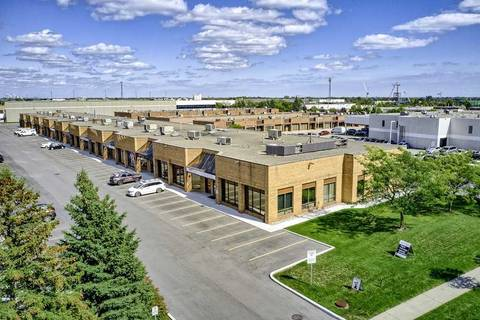 Commercial property for lease at 775 Pacific Rd Apartment 36, 37, Oakville Ontario - MLS: W4717095