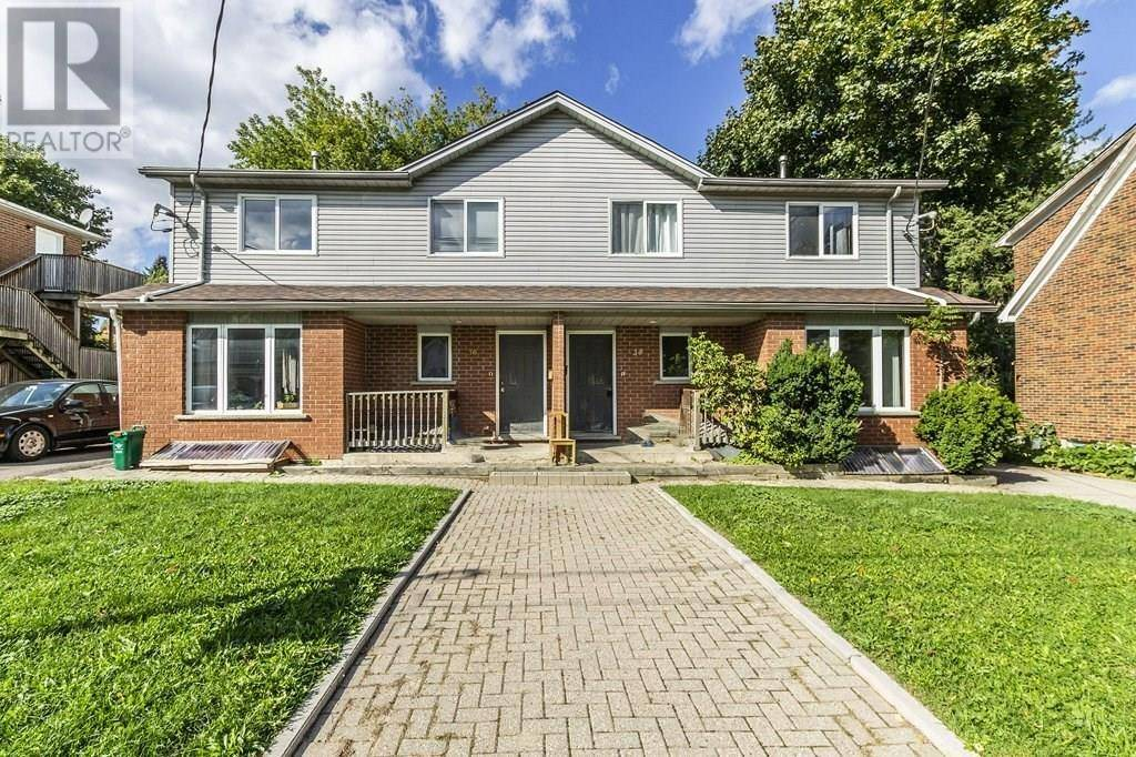 Townhouse for sale at 36 Noecker St Waterloo Ontario - MLS: 30788575