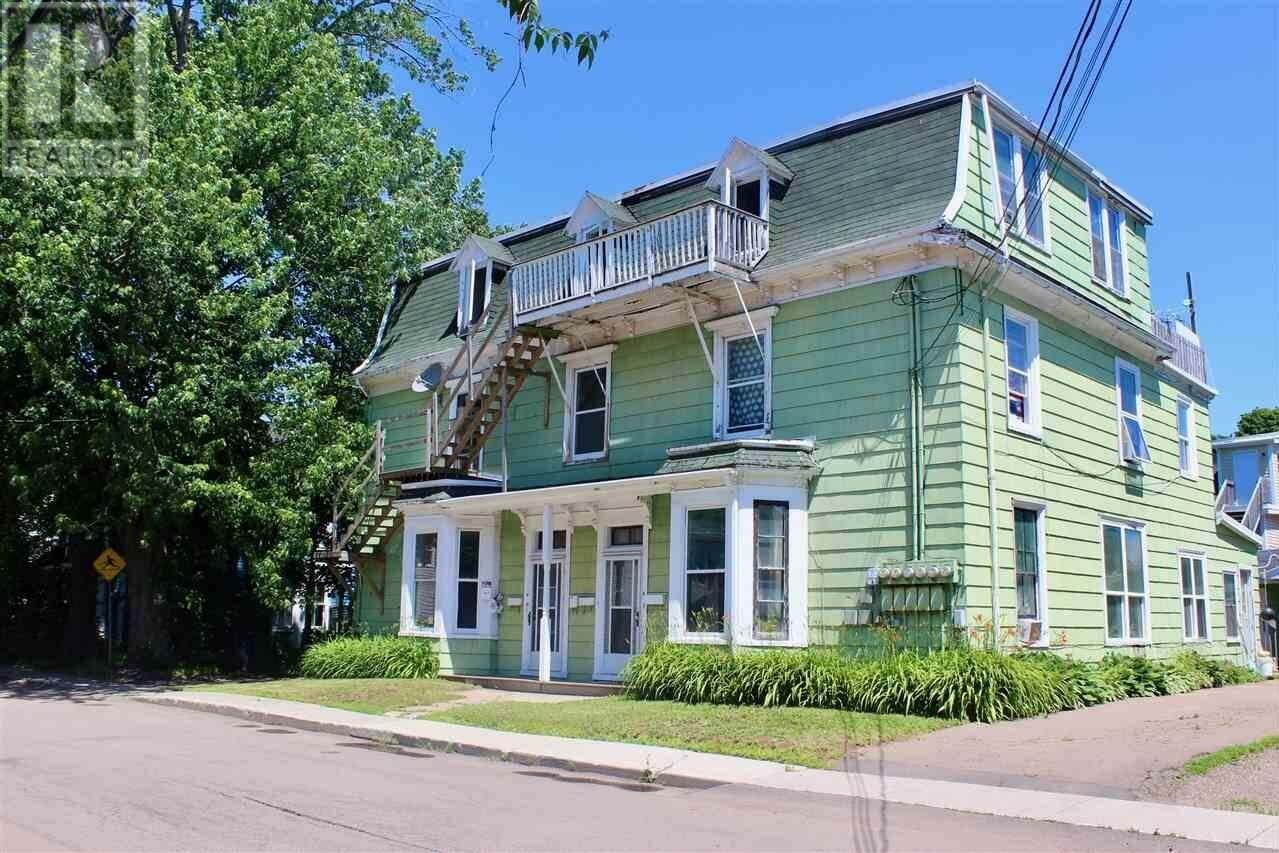 Condo for sale at 38 Upper Hillsborough St Unit 36 Charlottetown Prince Edward Island - MLS: 202012612