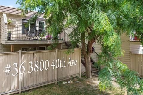 Townhouse for sale at 3800 40 Ave Unit 36 Vernon British Columbia - MLS: 10186533