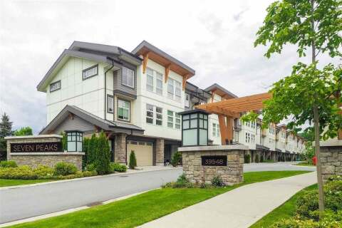 Townhouse for sale at 39548 Loggers Ln Unit 36 Squamish British Columbia - MLS: R2457118