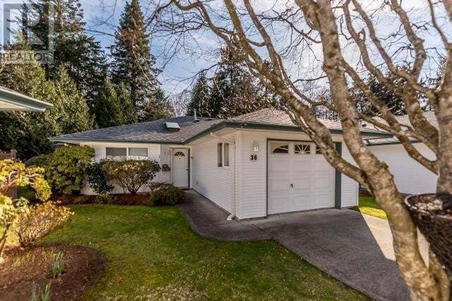Townhouse for sale at 396 Harrogate Rd Unit 36 Campbell River British Columbia - MLS: 469180