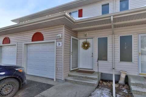 Townhouse for sale at 451 Hyndman Cr NW Unit 36 Edmonton Alberta - MLS: E4191608
