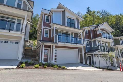 House for sale at 47042 Macfarlane Pl Unit 36 Chilliwack British Columbia - MLS: R2325972