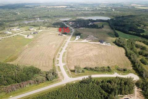 Home for sale at 53524 Range Rd Unit 36 Rural Parkland County Alberta - MLS: E4123588