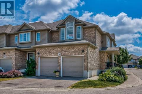 Townhouse for sale at 555 Chablis Dr Unit 36 Waterloo Ontario - MLS: 30744569