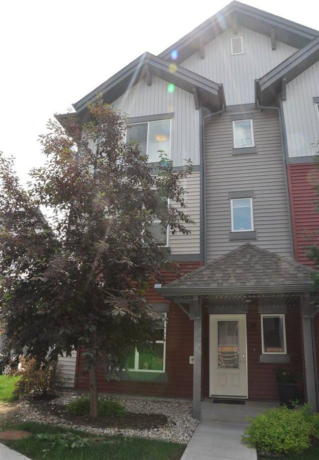 Townhouse for sale at 655 Watt Blvd Sw Unit 36 Edmonton Alberta - MLS: E4176567