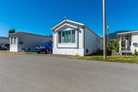 Residential property for sale at 6900 Inkman Rd Unit 36 Agassiz British Columbia - MLS: R2495913