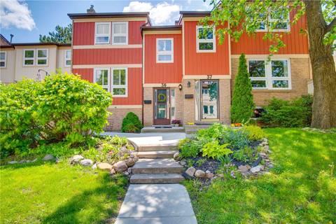 Condo for sale at 7080 Copenhagen Rd Unit 36 Mississauga Ontario - MLS: W4483789