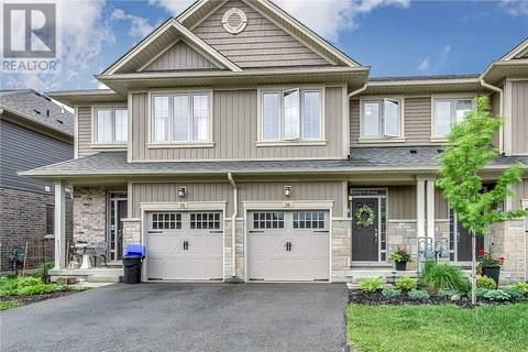 Townhouse for sale at 80 Willow St Unit 36 Paris Ontario - MLS: 30740437