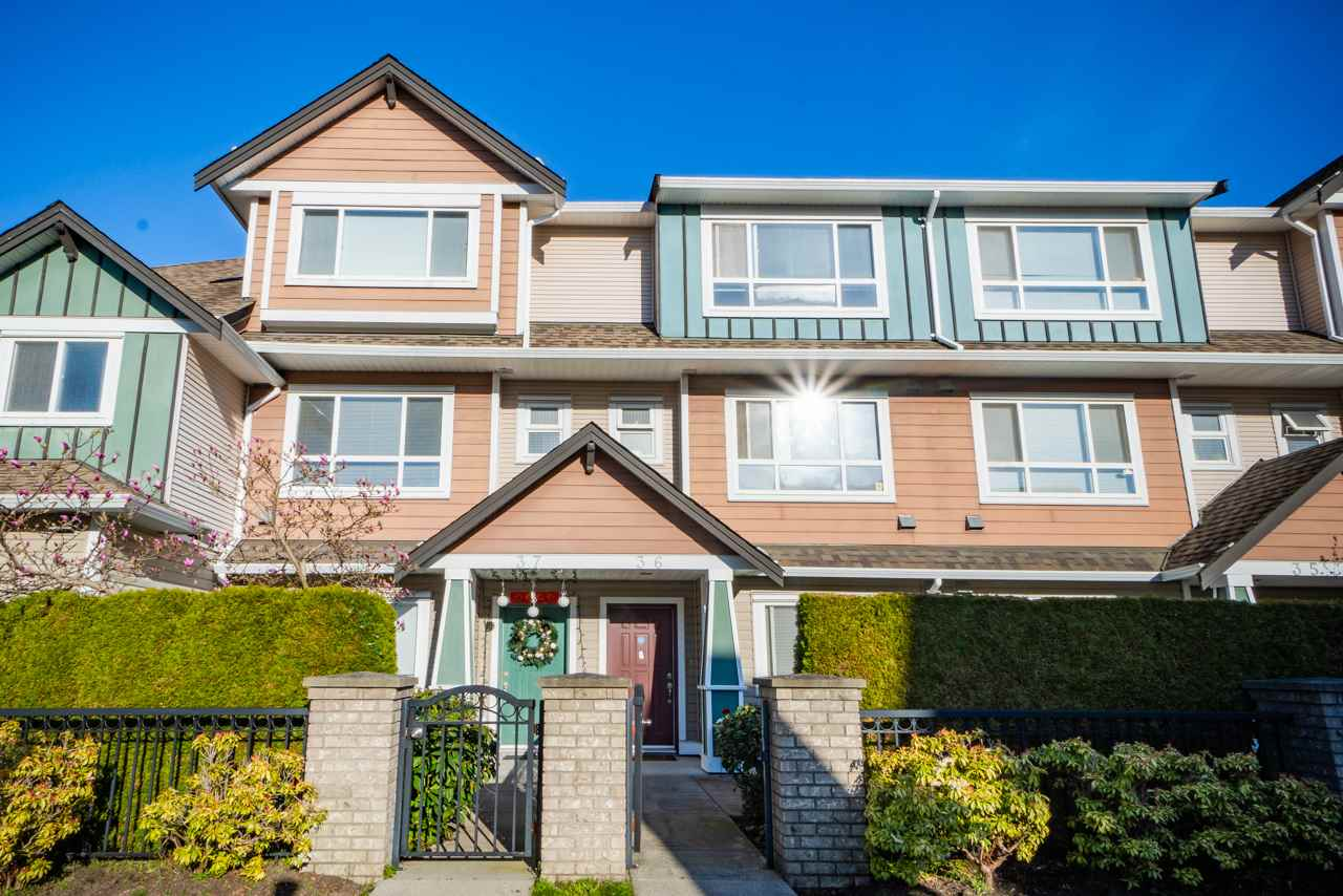 Removed: 36 - 8080 Bennett Road, Richmond, BC - Removed on 2019-09-10 05:24:11