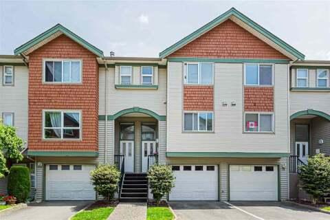 Townhouse for sale at 9470 Hazel St Unit 36 Chilliwack British Columbia - MLS: R2470457