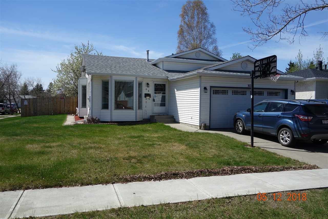 For Sale: 36 Acorn Crescent, St Albert, AB | 5 Bed, 3 Bath House for $399,900. See 24 photos!