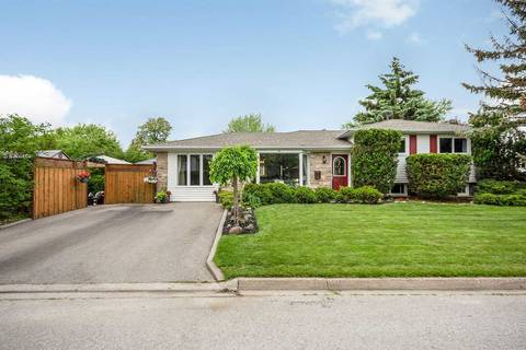 House for sale at 36 Adele Ct Brampton Ontario - MLS: W4493832