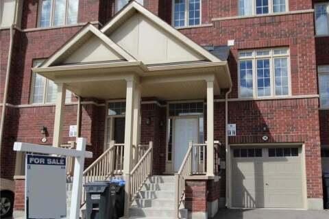 Townhouse for sale at 36 Agava St Brampton Ontario - MLS: W4922393