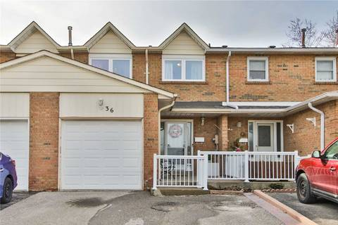 Townhouse for sale at 36 Agincourt Rd Vaughan Ontario - MLS: N4729387