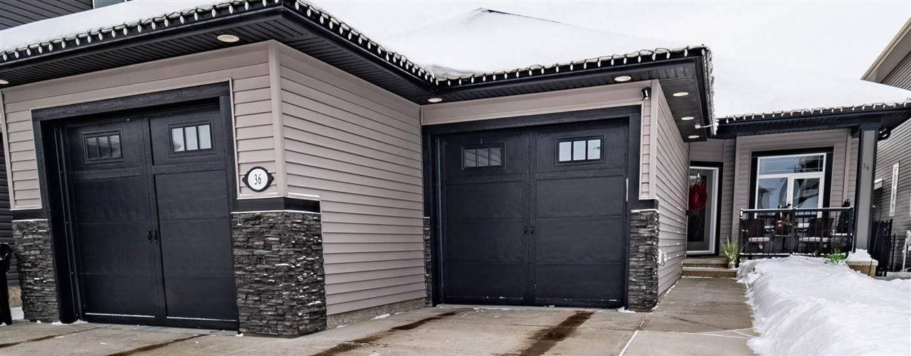 House for sale at 36 Aldridge Cres Sherwood Park Alberta - MLS: E4184757