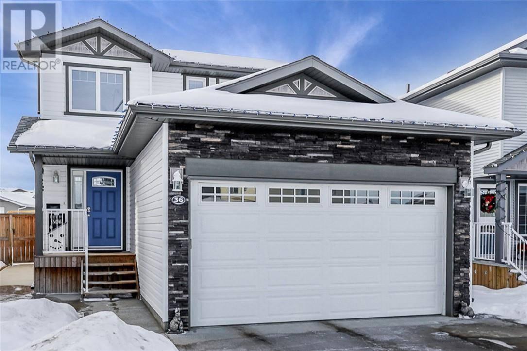 House for sale at 36 Almond Cres Blackfalds Alberta - MLS: ca0186599