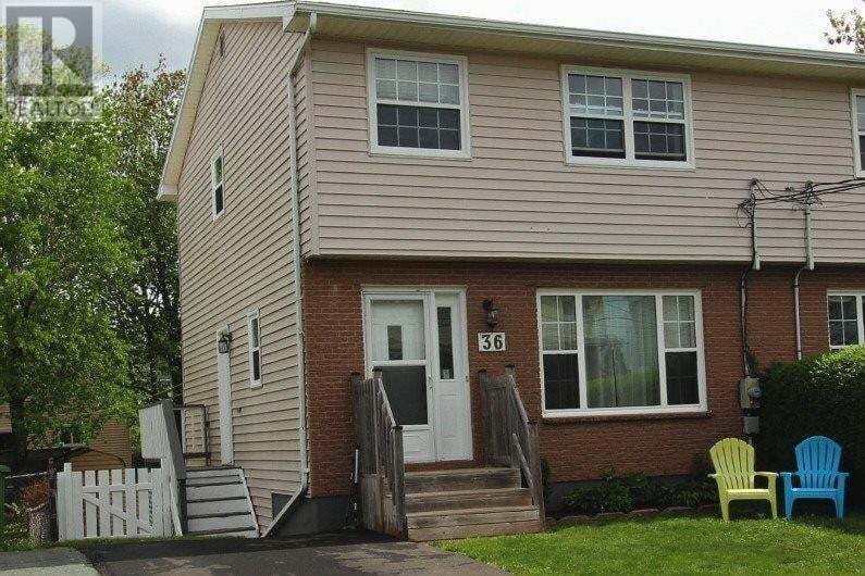 House for sale at 36 Ancona Pl Dartmouth Nova Scotia - MLS: 202009135