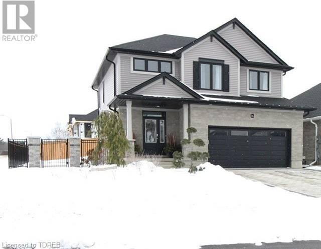 House for sale at 36 Arnold St Tillsonburg Ontario - MLS: 245785