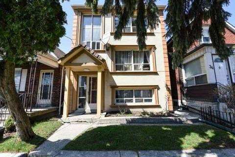 Townhouse for sale at 36 Ashbury Ave Toronto Ontario - MLS: C4423326