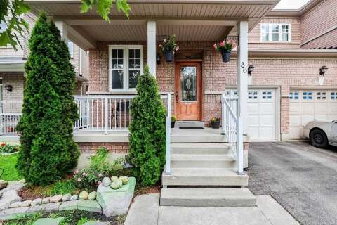 Townhouse for sale at 36 Ashdale Rd Brampton Ontario - MLS: W4812842