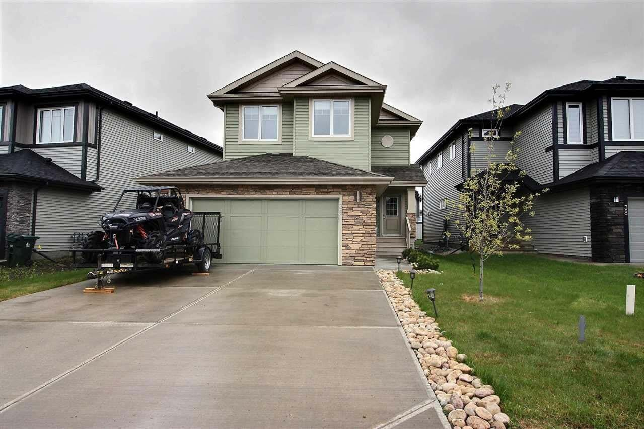 House for sale at 36 Autumnwood Cr Spruce Grove Alberta - MLS: E4198219