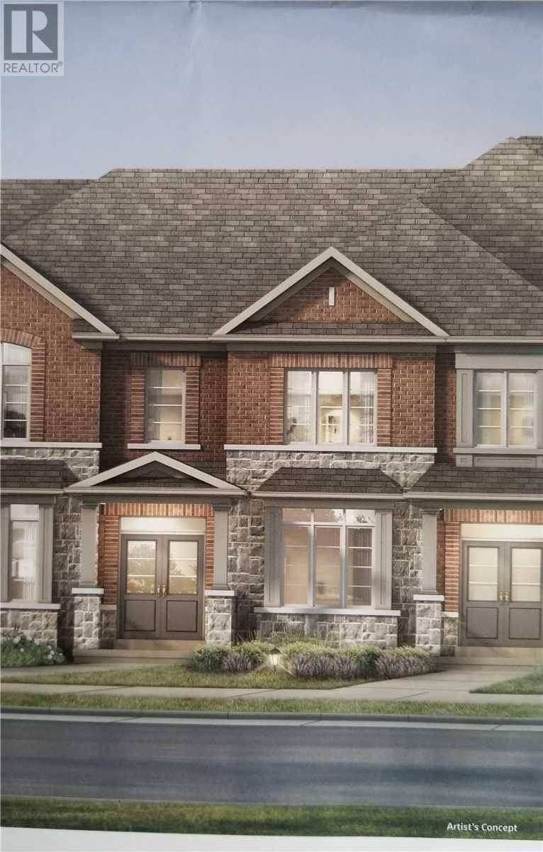 Townhouse for sale at 0 36 Hahn St Unit 36 Whitby Ontario - MLS: E4628396