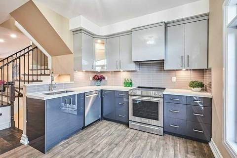 Townhouse for sale at 36 Beehive Ln Markham Ontario - MLS: N4650683