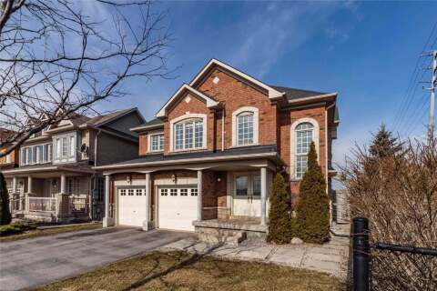 House for sale at 36 Beresford Cres Brampton Ontario - MLS: W4769148