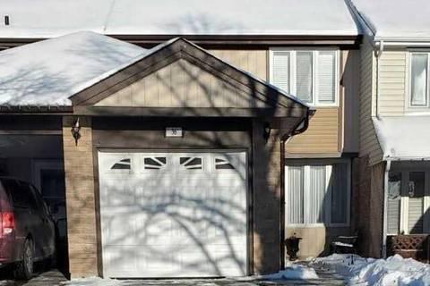 Townhouse for sale at 36 Berkshire Sq Brampton Ontario - MLS: W4672376