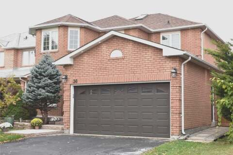 House for sale at 36 Berrydown Dr Caledon Ontario - MLS: W4928785