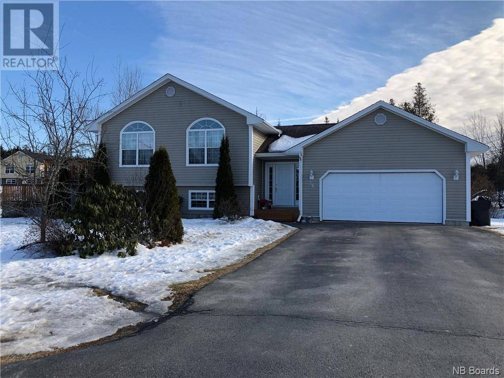House for sale at 36 Birchdale Ave Quispamsis New Brunswick - MLS: NB040625