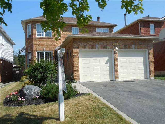 Sold: 36 Bonnycastle Drive, Clarington, ON