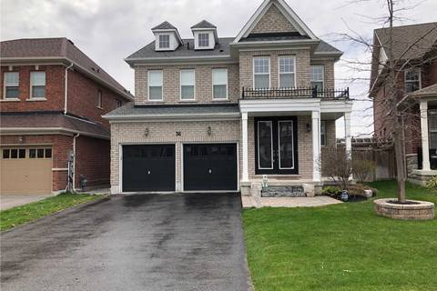 House for sale at 36 Boyces Creek Ct Caledon Ontario - MLS: W4454184
