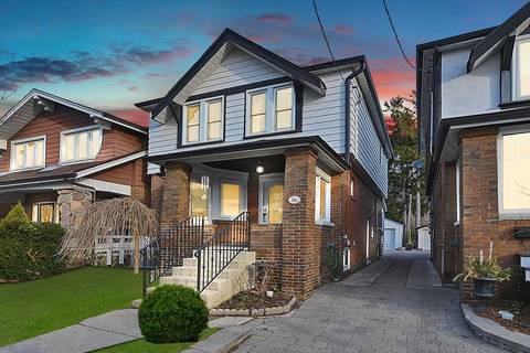 House for sale at 36 Bracken Ave Toronto Ontario - MLS: E4731909
