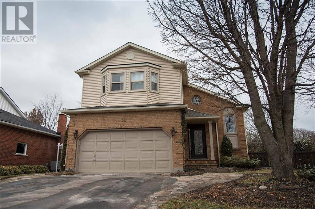 House for sale at 36 Brady Ln Guelph Ontario - MLS: 30783260