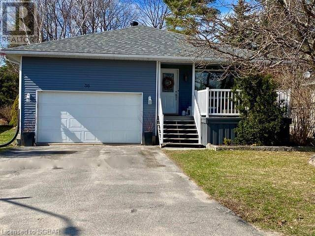 House for sale at 36 Bridle Rd Penetanguishene Ontario - MLS: 249329