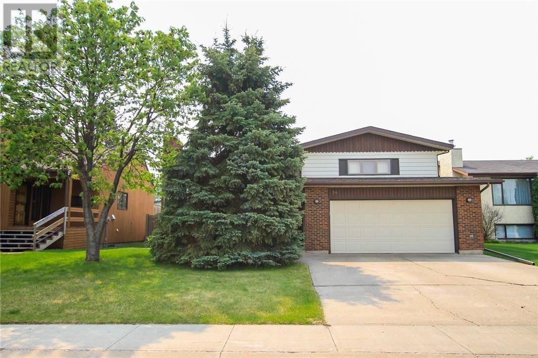 House for sale at 36 Brookes Cres Red Deer Alberta - MLS: ca0178310