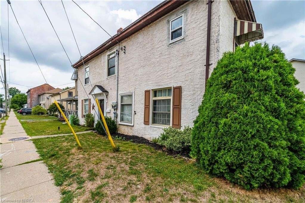 Townhouse for sale at 36 Burwell St Paris Ontario - MLS: 40012701