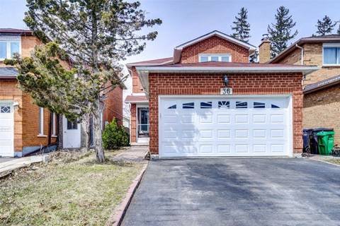 House for rent at 36 Candy Cres Brampton Ontario - MLS: W4723775
