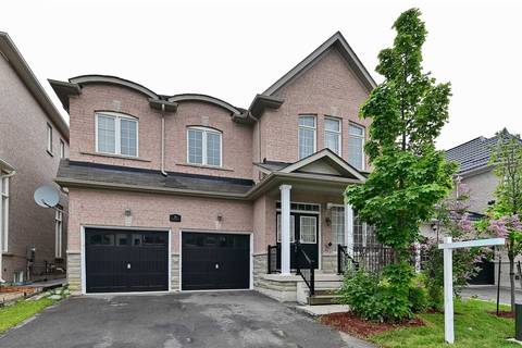 House for sale at 36 Cedarsprings Wy Brampton Ontario - MLS: W4485557