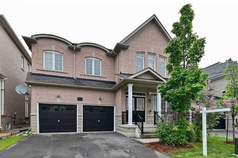 House for sale at 36 Cedarsprings Wy Brampton Ontario - MLS: W4519220