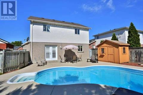 House for sale at 36 Chalk Ct Cambridge Ontario - MLS: 30746258